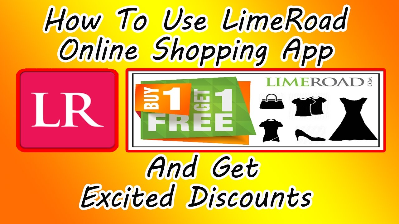 441b0ccb4a2 How To Use Lime Road Online Shopping App And Get Excited Discounts ...
