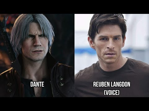 Characters and Voice Actors - Devil May Cry 5 (English and Japanese) thumbnail