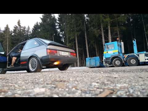 Nissan Cherry Turbo Sound