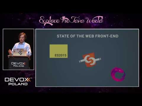 Devoxx Poland 2016 - Maxim Salnikov - Getting started with Angular2