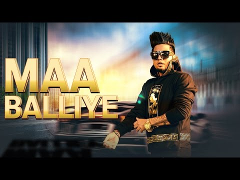 Maa Balliye (Full Song) - A Kay Feat.Deep Jandu | Latest Punjabi Songs 2016 | Speed Records