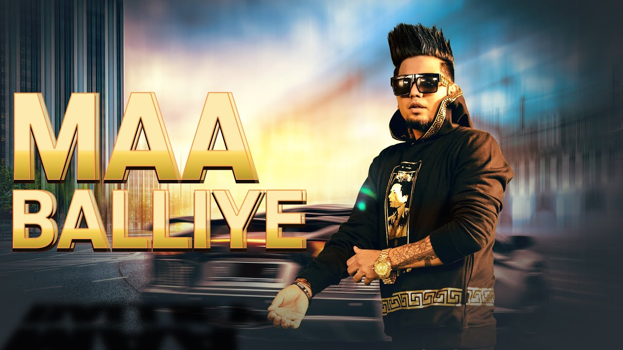 Maa Balliye (Full Song) - A Kay Feat.Deep Jandu | Latest Punjabi Songs 2016  | Speed Records - YouTube