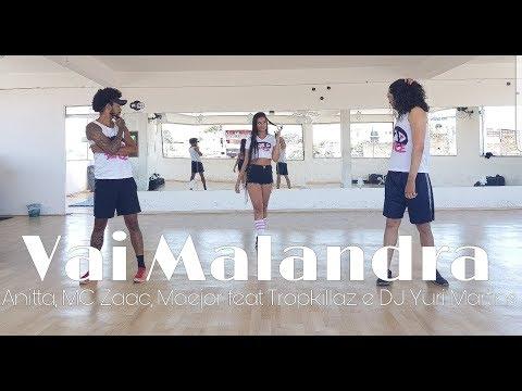 Vai Malandra - Anitta, MC Zaac, Maejor feat Tropkillaz e DJ Yuri Martins - Coreografia FD Dance