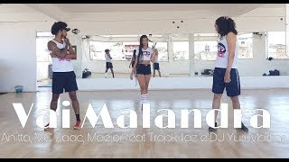 Baixar Vai Malandra - Anitta, MC Zaac, Maejor feat Tropkillaz e DJ Yuri Martins - Coreografia FD Dance
