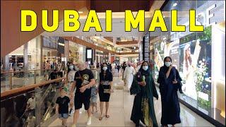 Dubai Mall Busy Ramadan Night 2021