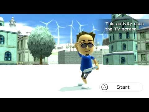 Wii Fit U - Orienteering