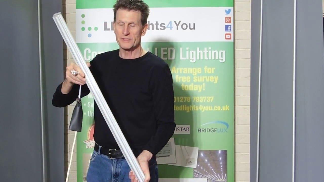 LED Twin Batten 44W Batten comparison