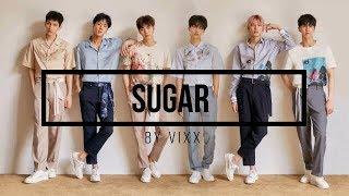 Gambar cover VIXX - Sugar HebSub