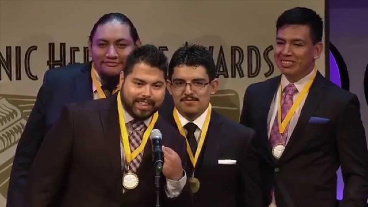 2014 Hispanic Heritage Awards Education 2004 Carl Hayden