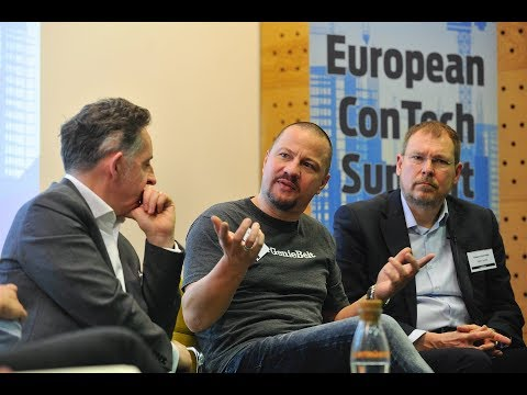 European ConTech Summit 2018 - Full Video