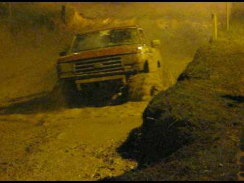 B & C mud boggin