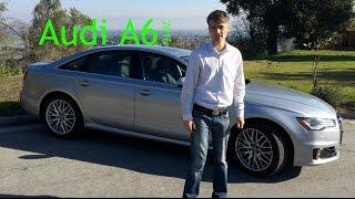 Обзор и тест драйв Ауди А6 2016 | Audi A6