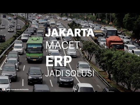 Jakarta Macet, ERP Jadi Solusi Mp3