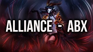 New Alliance vs Abraxas Dota 2 HIghlights  ESL One NY EU Qualifier