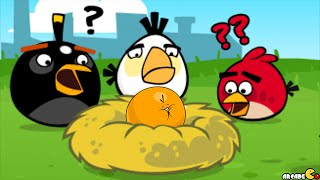 Angry Birds Friends - Facebook Friends Tournament Walkthrough 3 Stars 4/20 2015