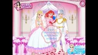 Runaway Frozen Bride (Холодное сердце: Эльза - сбежавшая невеста) - прохождение игры
