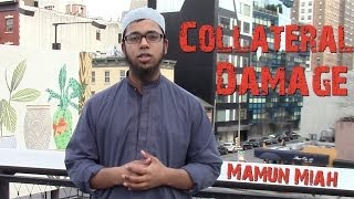 Twin Towers Into Bomb Showers | The Real Terrorism | Spoken Word Mamun Miah