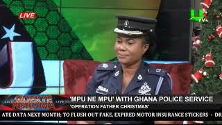 Mpu Ne Mpu On Adekye Nsroma With Ghana Police Service 131219