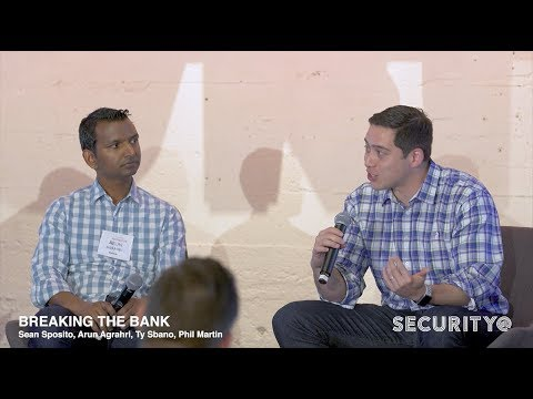 Security@ 2017 Panel: Breaking the Bank
