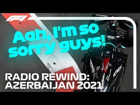 RADIO REWIND! 2021 Azerbaijan Grand Prix