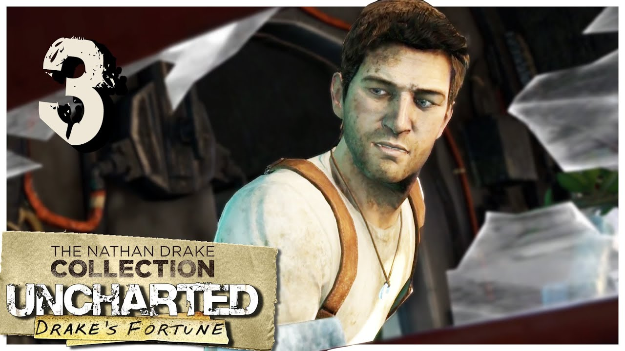 Let S Play Uncharted 1 Drake S Fortune Blind Part 3 Mass