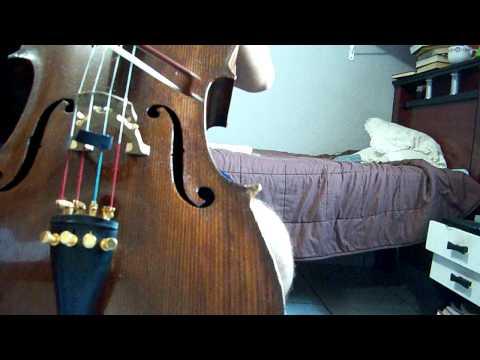 Song 52  cello