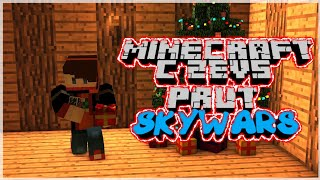 Minecraft//skywars//лучший монтаж на самом деле//стараюсь//
