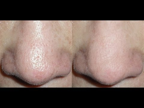 HOW TO: LARGE MAKE PORES VANISH! INSTANT RESULTS