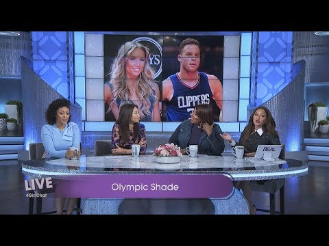 Lolo Jones Calls Out Blake Griffin