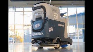 Nilfisk und Sidney_Industries - eine Partnerschaft mit jede Menge Speed