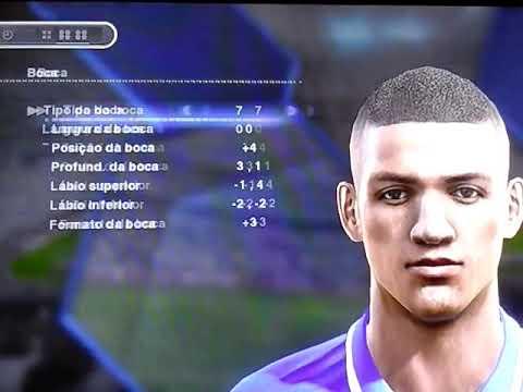 Face Richarlison (Everton-Brasil)
