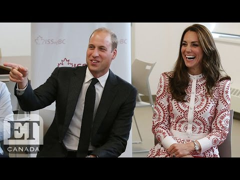 Prince William And Duchess Kate Middleton Royal Tour Of Canada Weekend Highlights