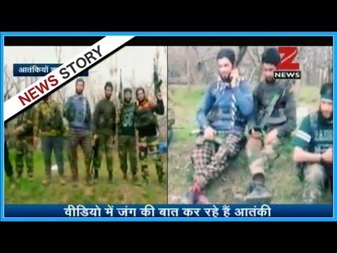 New video shows militants doing push-ups, brandishing weapons