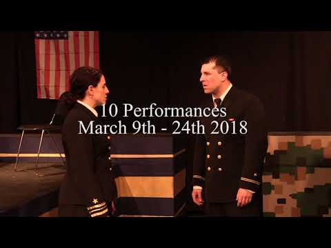Distinctive performances elevate CNY Playhouse's 'A Few Good Men' (Review)