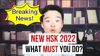 New HSK 2021 has 9 levels! HSK3.0 Changes+affection: What Chinese learners need to do? learn Chinese