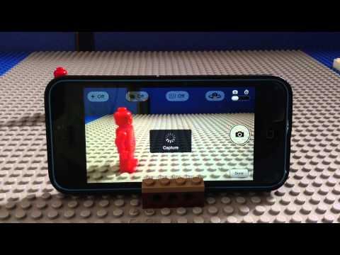 como fazer um video de lego stop motion