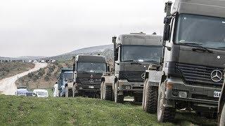 На границе с Сирии наблюдается передвижение войск Турции