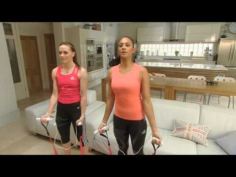 Alesha Dixon and Victoria Pendleton team-up to help get the UK get fitter with EA SPORTS Active