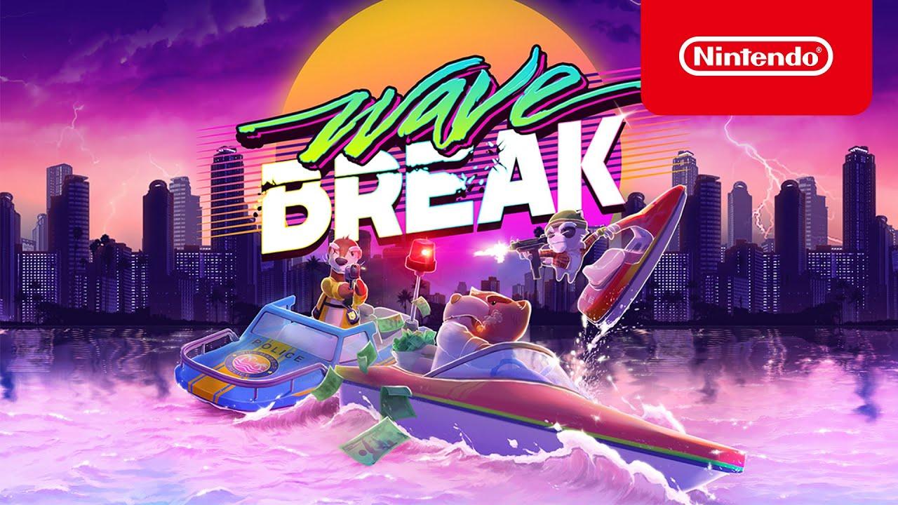 Launch Trailer για το Wave Break