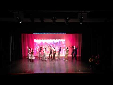 Jacqueline Kennedy Onassis High School final student show