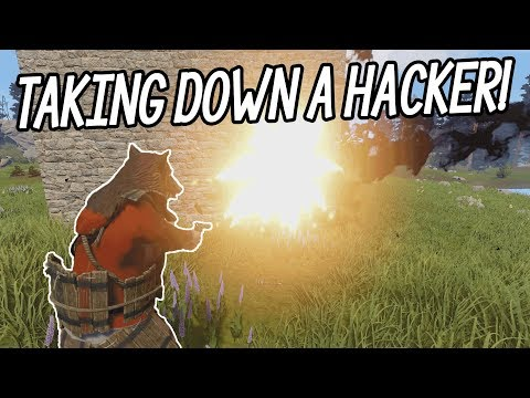 TAKING DOWN A HACKER! (Rust)