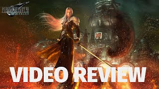 Final Fantasy VII: Remake Review - The Reunion You've Waited For (Video Game Video Review)