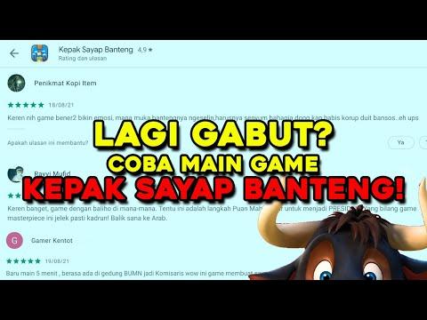 KEPAK SAYAP BANTENG! Game Terbaru yang Bikin Gemes