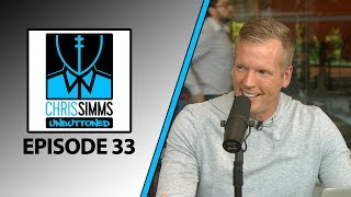 Josh Allen's accuracy, Carr's future, Worst excuses | Chris Simms Unbuttoned (Ep. 33 FULL)