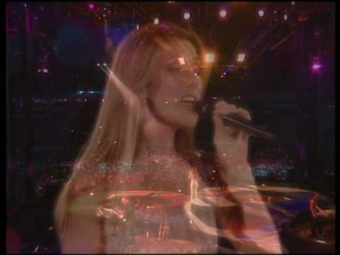 Celine Dion - S'il Suffisait D'aimer (Live In Paris at the Stade de France 1999) HDTV 720p