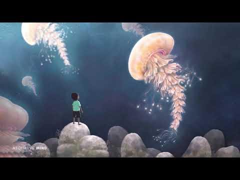 777Hz 》Attract Positivity + Luck + Abundance 》Powerful Healing Energy 》Angelic Frequency #Jellyfish