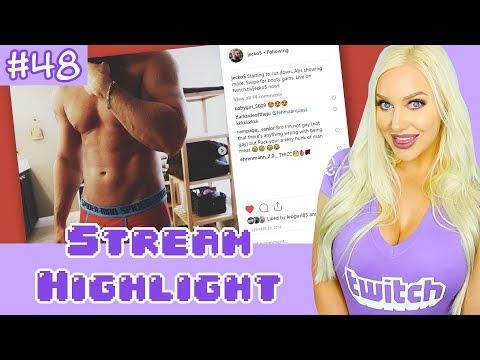 J SELLS HIS BODY! - Stream Highlight #48