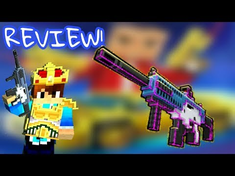 Block City Wars- Barret Rifle [REVIEW]