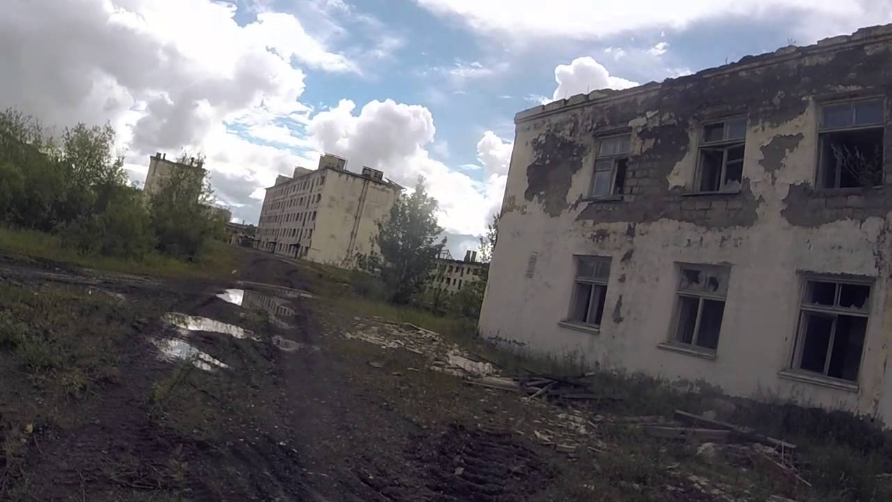 POV: Exploring Kadychan, Russia's abandoned city