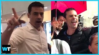 RACIST LAWYER Aaron Schlossberg Has History of Insane Tirades! | What's Trending Now!